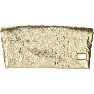 ea07e36bf181 Louis Vuitton Silver Leather Clutch Bag