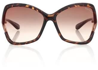 Tom Ford Astrid oversized sunglasses