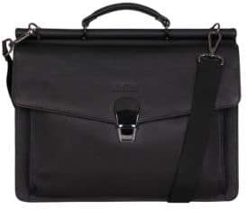 Kenneth Cole Reaction Pebbled Leather Briefcase Bag