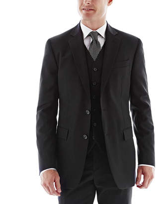 STAFFORD Stafford Executive Super 100 Wool Jacket - Slim Fit