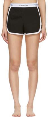 Calvin Klein Underwear (カルバン クライン アンダーウェア) - Calvin Klein Underwear ブラック モダン スリープ ショーツ