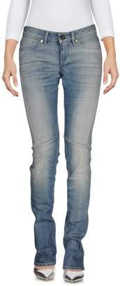 AR+ CAMOUFLAGE AR AND J. Denim pants - Item 42561882