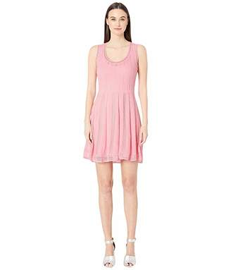 M Missoni Sleeveless Short Dress