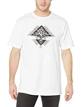 Lrg Men's Lifted Research Collection Graphic Design T-Shirt