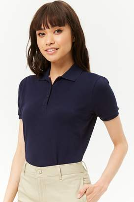 French Toast Vented Polo