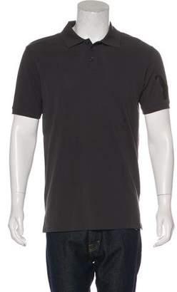 Y-3 Short Sleeve Polo Shirt