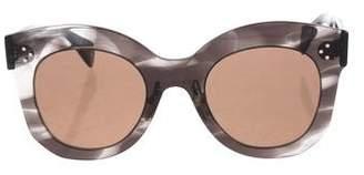 Celine Chris Oversize Sunglasses w/ Tags