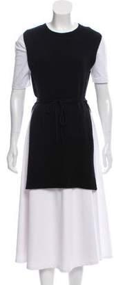 The Row Cashmere Knit Vest