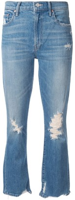 Mother ankle length jeans