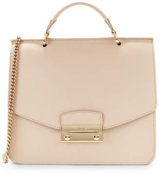 Furla Julia Saffiano Leather Crossbody Bag
