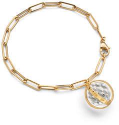 Monica Rich Kosann Carpe Diem Charm Bracelet in 18K Yellow Gold