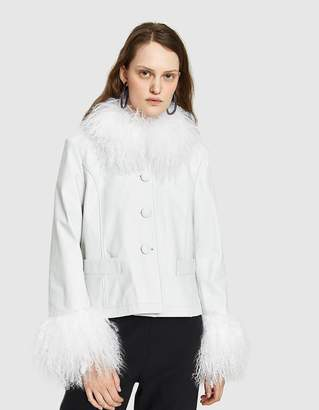 Saks Potts Dorthe White Jacket