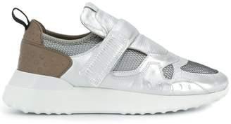 Tod's mesh panel sneakers