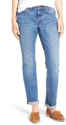 Women's Madewell The Slim Boyjean Boyfriend Jeans $128 thestylecure.com
