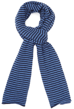 "Striped Cashmere Scarf, 80"" X 22"" $285 thestylecure.com"