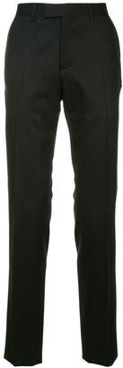 Cerruti high rise slim trousers