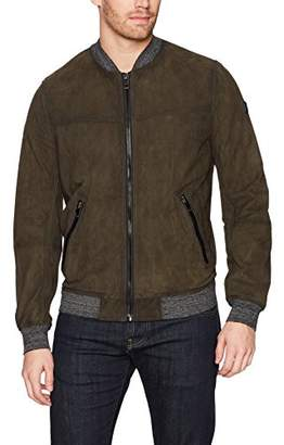 BOSS ORANGE Men's Jight Extra Lightweight Bomber
