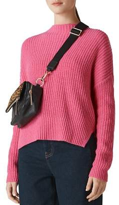 Whistles Oversize Ribbed Sweater