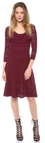 Catherine Malandrino Assunta Flare Dress