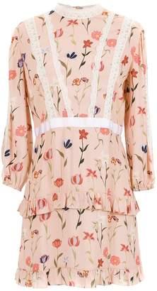 DAY Birger et Mikkelsen Martha Medeiros Lorain short printed dress