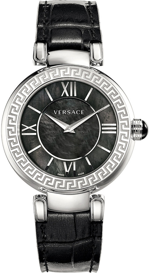 Versace Versace VNC01 0014 Leda stainless steel watch