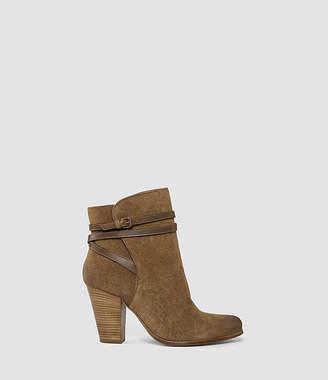 AllSaints Victoria Heel Boot