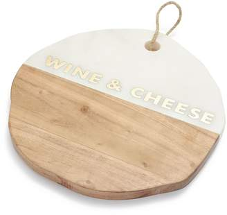 Sur La Table Wine and Cheese Serving Platter