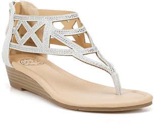DOLCE by Mojo Moxy Womens Fancy Flat Sandals