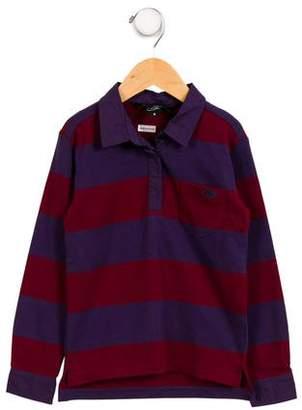 Little Marc Jacobs Boys' Striped Polo Shirt