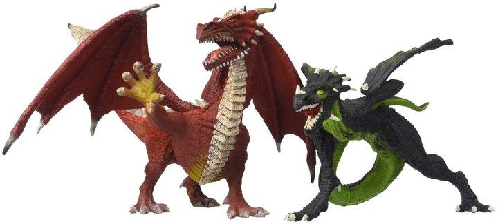 Schleich Dragon Toy Figure Set 2