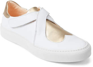 Camilla Elphick Heart & Soul Leather Low-Top Sneakers