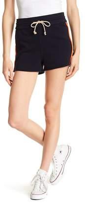 Mother Side Stripe Gym Shorts