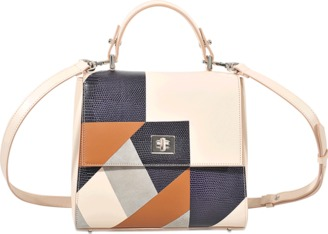 Hugo Boss Bespoke S-Pr Top Handle Bag $1,530 thestylecure.com