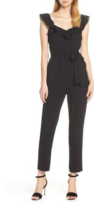 Ali & Jay Say You Will Stay Crepe Jumpsuit