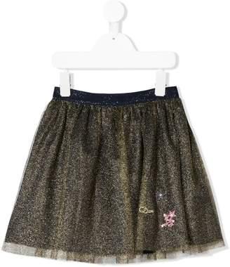 Christian Dior glittery tutu skirt