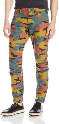 G Star Men's 5622 Elwood Uncovered 3d in Jigsaw Camo