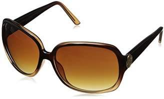 Adrienne Vittadini Women's AV1007CE-200 Glam Square Sunglasses