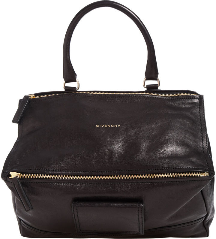 Givenchy Medium Pandora Shiny Messenger