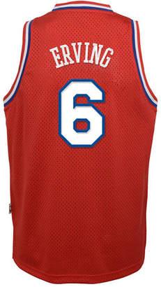 adidas Julius Erving Philadelphia 76ers Retired Player Swingman Jersey, Big Boys (8-20)