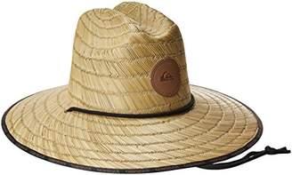 Quiksilver Men's Dredge Waterman Straw Sun Hat