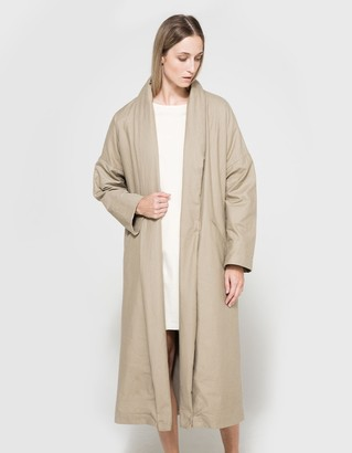 Long Coat in Sand $317 thestylecure.com