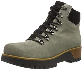 Manas Design Women's Aspen Warm-Lined Short-Shaft Boots and Bootees Grey Size: 8