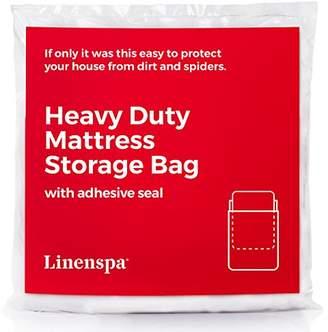 Linenspa Heavy Duty 6 mil Mattress Bag for Moving
