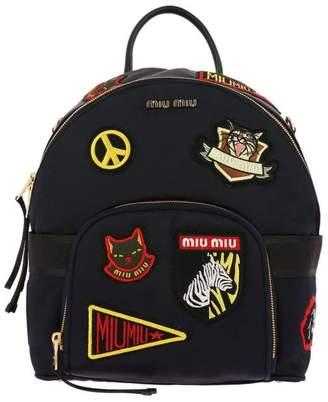Miu Miu Backpack Shoulder Bag Women