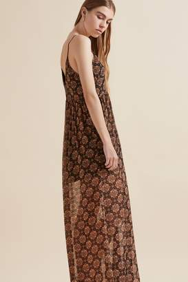 THE FIFTH THE COLLECTABLE DRESS rhapsody print