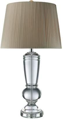 Dimond Castle Bridge 3-Way LED Crystal Table Lamp