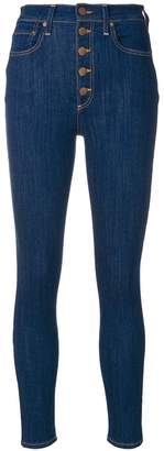 Alice + Olivia Alice+Olivia high waist skinny jeans