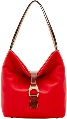 Dooney & Bourke Derby Pebble Large Hobo