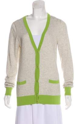 Theory Cashmere-Blend Cardigan