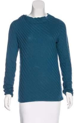 TSE Knit Sweater Blue Knit Sweater